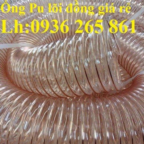 Mua ống Pu làm ống hút phế liệu trong ngành nông nghiệp, thuỷ hải sản0