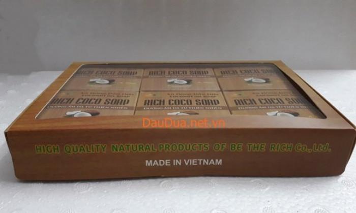 Xà bông(phòng) dầu dừa organic bỏ sỉ  Gọi : 0975603004 - Mr Sơn