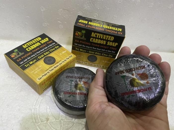 Gia công sản xuất Xà phòng organic than tre hoạt tính dầu dừa  0975603004 - Mr Sơn