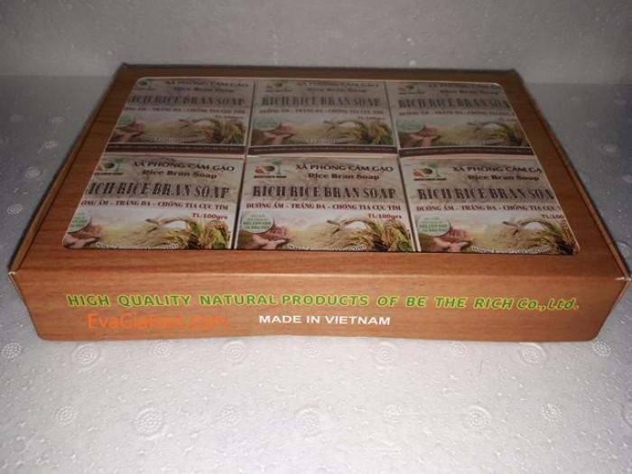 Gia công sản xuất Xà phòng (bông) cám gạo dầu dừa nguyên chât Rice Bran Soap, nguồn hàng xà bông dầu dừa sỉ Gọi 0975603004 - Mr Sơn 2