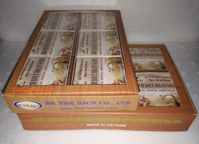 Gia công sản xuất Xà phòng (bông) cám gạo dầu dừa nguyên chât Rice Bran Soap, nguồn hàng xà bông dầu dừa sỉ Gọi 0975603004 - Mr Sơn 3