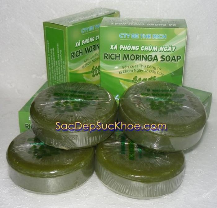 Gia công sản xuất Xà Phòng (bông) chùm ngây, xà phòng chùm ngây sỉ nguồn hàng xà phòng organic Gọi 0975603004 -