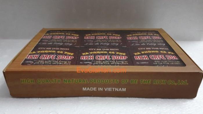 Sản xuất xà phòng cafe dầu dừa nguyên chất cafe Soap Gọi 0975603004 - Mr Sơn 0