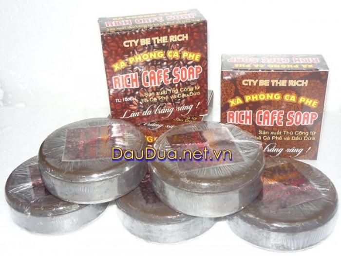 Sản xuất xà phòng cafe dầu dừa nguyên chất cafe Soap Gọi 0975603004 - Mr Sơn 1