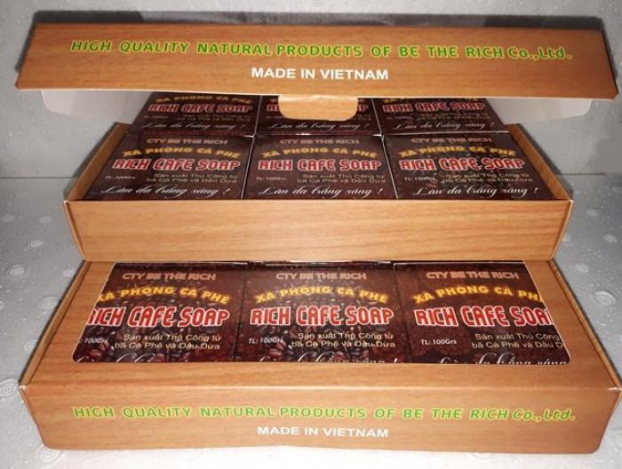 Sản xuất xà phòng cafe dầu dừa nguyên chất cafe Soap Gọi 0975603004 - Mr Sơn 5