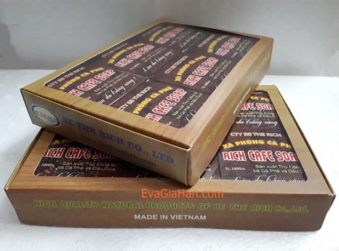 Sản xuất xà phòng cafe dầu dừa nguyên chất cafe Soap Gọi 0975603004 - Mr Sơn 6