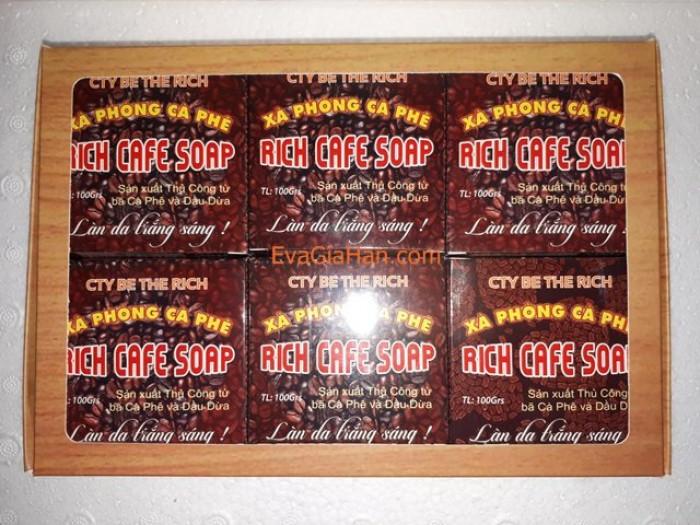 Sản xuất xà phòng cafe dầu dừa nguyên chất cafe Soap Gọi 0975603004 - Mr Sơn 7