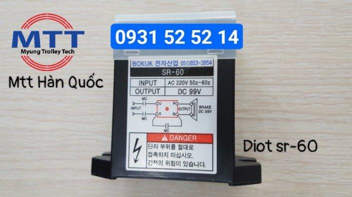 Diot sr-60 bokuk xuất xứ Hàn Quốc42