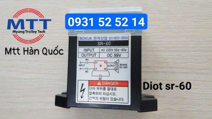 Diot sr-60 bokuk xuất xứ Hàn Quốc9