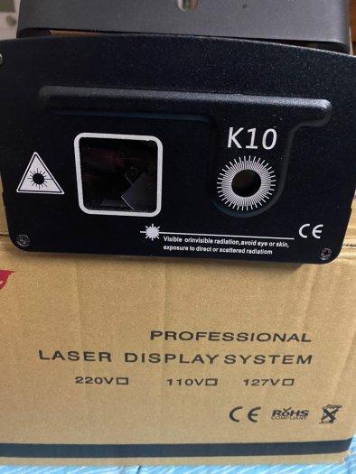 Đèn laser K10 3D phòng karaoke,bar...1