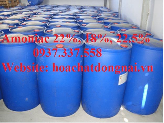 Bán Amoniac 18%, 22% tại Đồng Nai, Bình Dương, Hồ Chí Minh, Tây Ninh, Bình Phước2