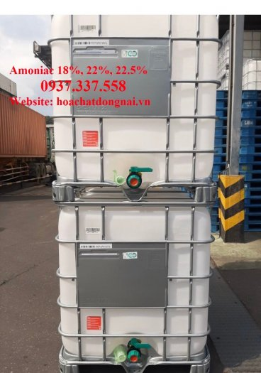 Bán Amoniac 18%, 22% tại Đồng Nai, Bình Dương, Hồ Chí Minh, Tây Ninh, Bình Phước1