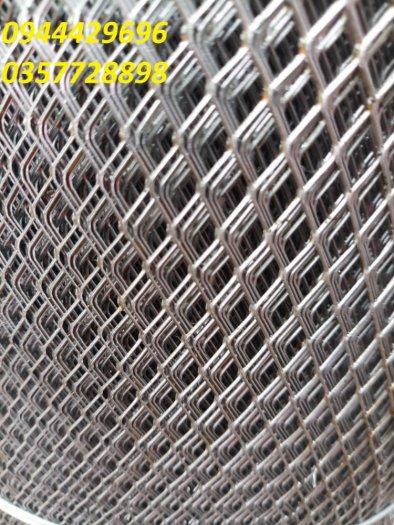 Lưới trám, lưới hình thoi, lưới kéo giãn khổ 1m, 1.2m sẵn kho