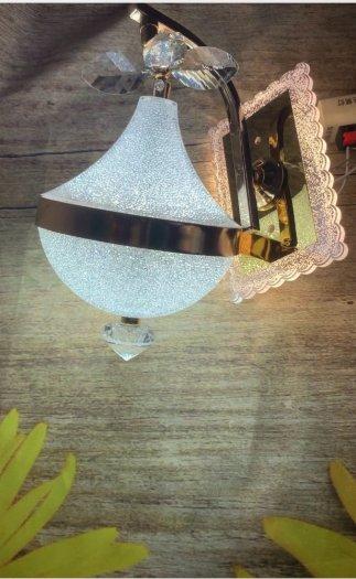 Đèn vách, đèn tường pha lê giá sỉ 300k2