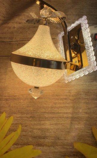 Đèn vách, đèn tường pha lê giá sỉ 300k0
