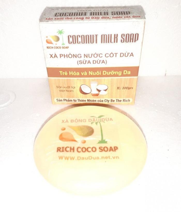 Sản xuất  xà phòng Organic nước cốt  dừa nguyên chất  0975603004 - Mr Sơn 3