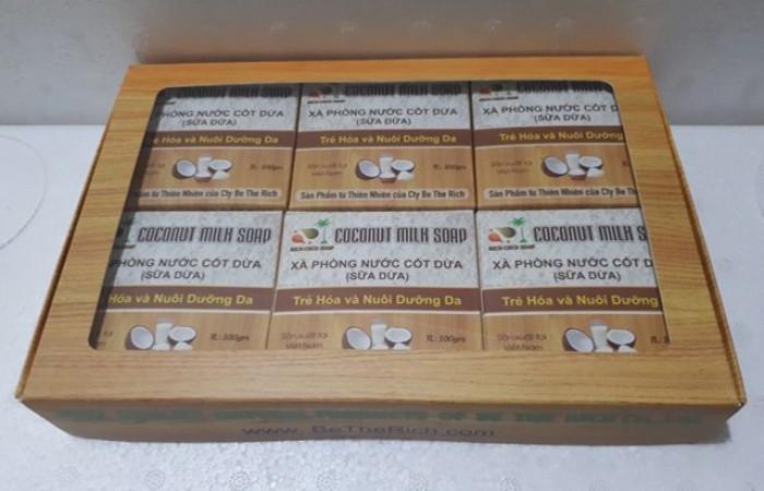 Sản xuất  xà phòng Organic nước cốt  dừa nguyên chất  0975603004 - Mr Sơn 5