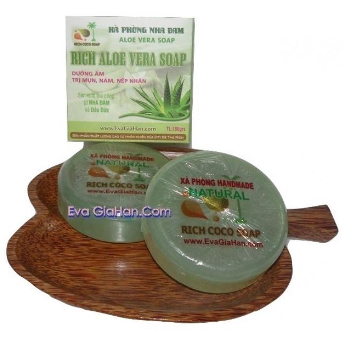 Xà phòng Organic nha đam - sản xuất xà phòng thiên nhiên 0975603004 - Mr Sơn
