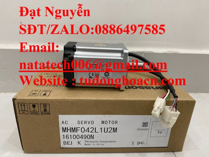 Động cơ servo MHMF042L1U2M panasonic giá rẻ2