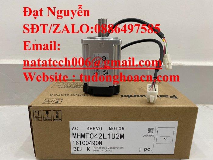 Động cơ servo MHMF042L1U2M panasonic giá rẻ1