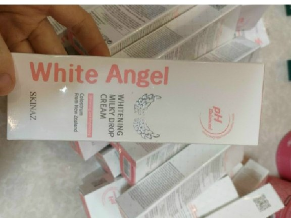 Kem dưỡng trắng White Angel Skinaz