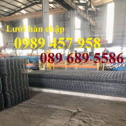 Sản xuất Lưới thép hàn phi 6, lưới đổ bê tông phi 6 ô 200x200, Lưới thép gân phi 6, phi 81