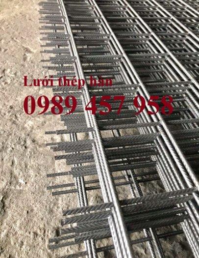 Sản xuất Lưới thép hàn phi 6, lưới đổ bê tông phi 6 ô 200x200, Lưới thép gân phi 6, phi 80