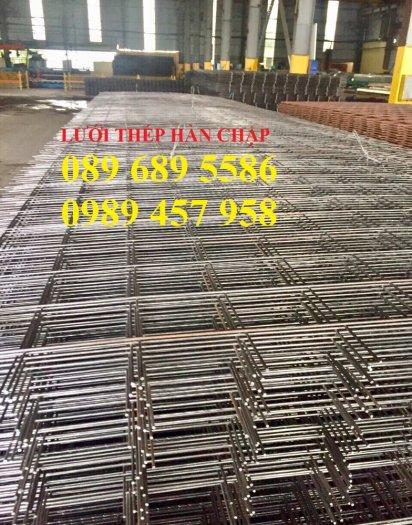 Nơi sản xuất Lưới thép phi 8 a 200x200 và Thép phi 10 a 200x200, D10 a 200x2003