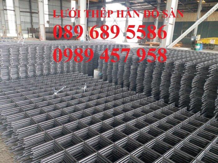 Nơi sản xuất Lưới thép phi 8 a 200x200 và Thép phi 10 a 200x200, D10 a 200x2002