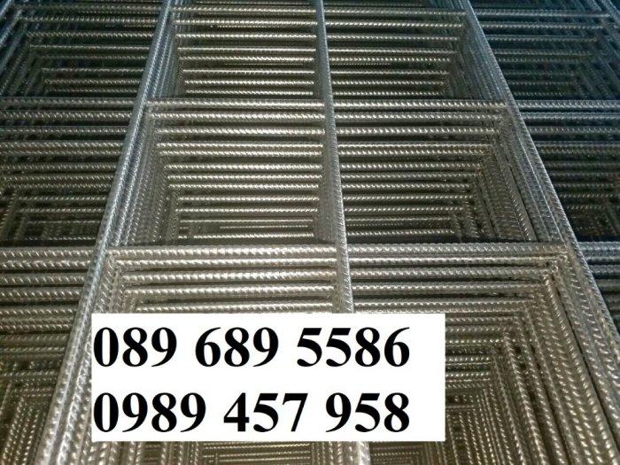 Nơi sản xuất Lưới thép phi 6, Sắt hàn phi 6 mắt 50x50, 100x100, 200x200, 250x2500