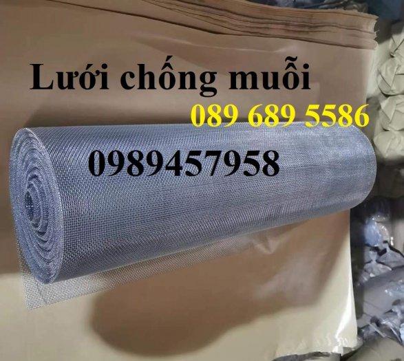 Chuyên Lưới chống muỗi inox 304, lưới inox 201, lưới inox 3166