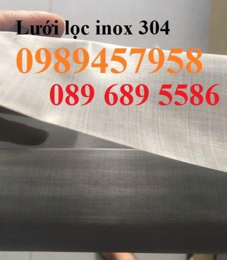 Chuyên Lưới chống muỗi inox 304, lưới inox 201, lưới inox 3163