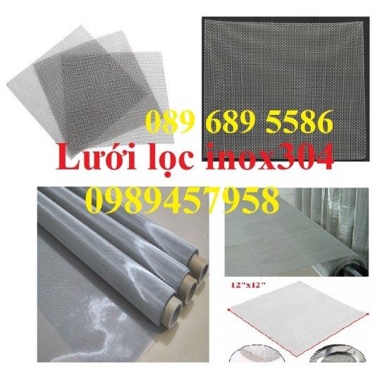 Chuyên Lưới chống muỗi inox 304, lưới inox 201, lưới inox 3160