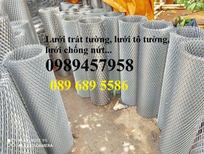 Chuyên Lưới trát tường 6x12, Lưới chống thấm tường ô 5x5, 10x10, Lưới 10x20, 20x402