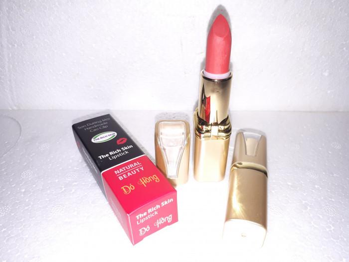 Son môi màu đỏ hồng  Nơi lấy son môi giá sỉ kinh doanh  -0975603004 Trương Lam Sơn 1