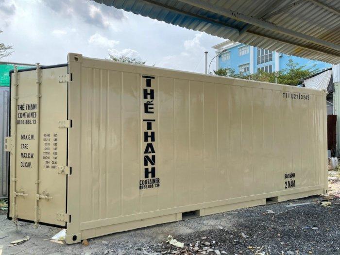 Container lạnh máy DAIKIN -18 độ2