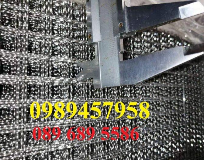 Lưới inox 304 chống côn trùng - Lưới inox 304 lưới dệt - lưới inox sấy thực phẩm6