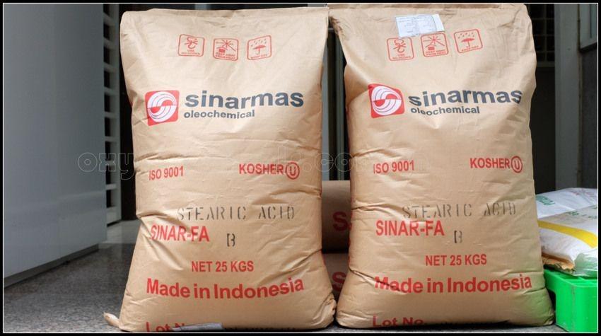 Bán hóa chât Stearic, Mua hóa chất stearic tại Đồng Nai, Bình Dương, Bình Phước, Long An, Tây Ninh, Bình Dương0