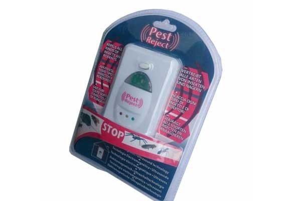 Máy đuổi ruồi,muỗi,chuột,kiến,rán Pest Reject bằng sóng siêu âm an toàn hiệu quả3