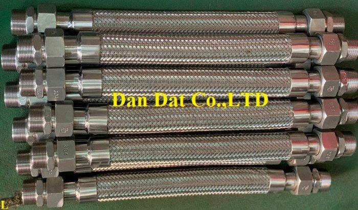 Ống mềm công nghiệp dẫn khí, Dây nối mềm kim loại8