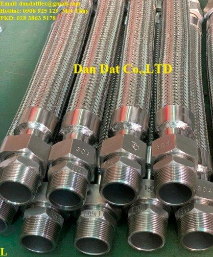 Ống mềm công nghiệp dẫn khí, Dây nối mềm kim loại5