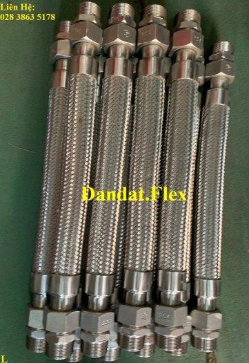 Ống mềm công nghiệp dẫn khí, Dây nối mềm kim loại4