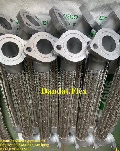 Ống mềm công nghiệp dẫn khí, Dây nối mềm kim loại3
