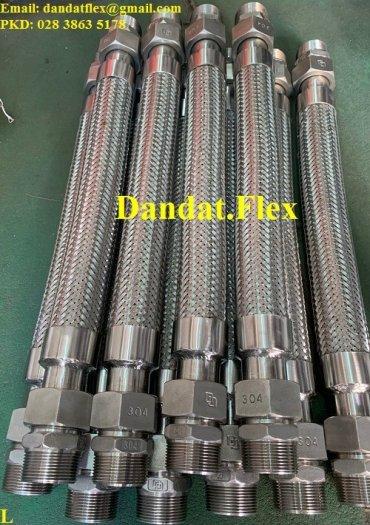 Ống mềm công nghiệp dẫn khí, Dây nối mềm kim loại2
