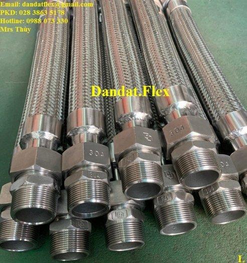 Ống mềm công nghiệp dẫn khí, Dây nối mềm kim loại1