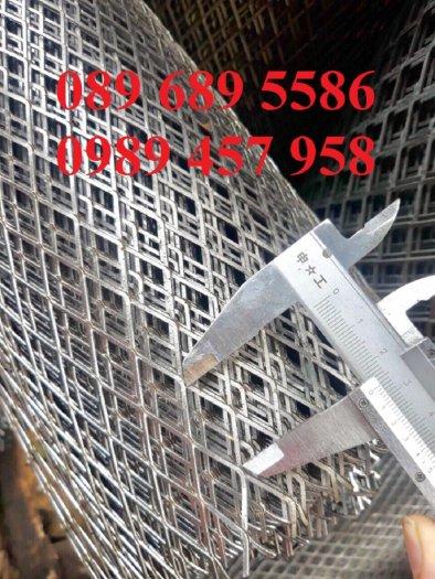 Chuyên lưới trát tường 6x12, Lưới trát tường 5x5, Lưới chống thấm có sẵn2