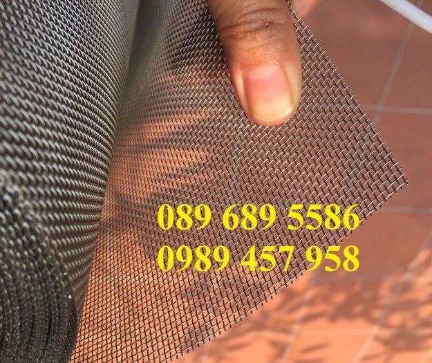 Lưới chống muỗi inox316, SUS316, Inox 316L, Lưới inox đan 316 giá tốt7