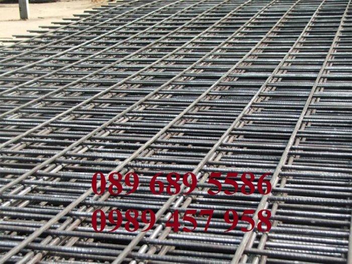 Lưới thép phi 6 ô 100x100, 150x150, 200x200, Lưới thép A6 200x200, D6 100x1000