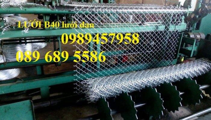 Lưới thép B40 mạ kẽm, B40 bọc nhựa khổ 2m2, 2,4m giá tốt tại Hà Nội6