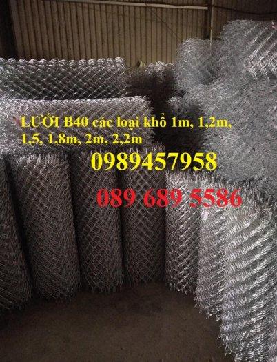 Lưới thép B40 mạ kẽm, B40 bọc nhựa khổ 2m2, 2,4m giá tốt tại Hà Nội4